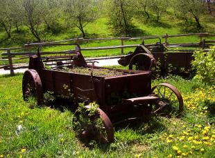 rusty relics