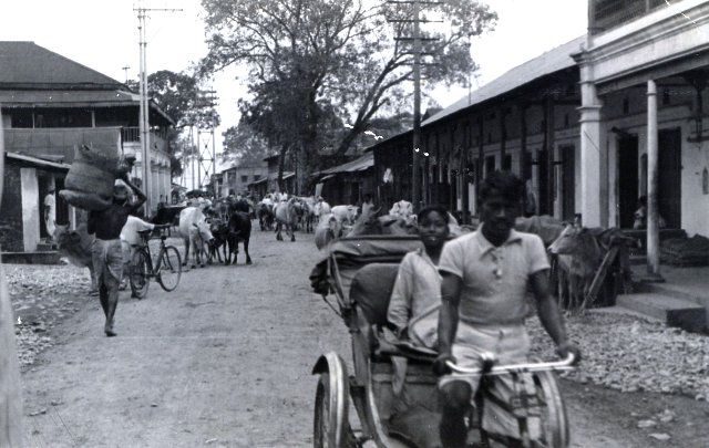 main street in dibrugarh