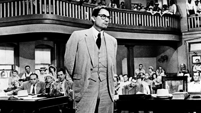To kill a mockingbird atticus in court - photo#33