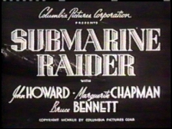submarine raider