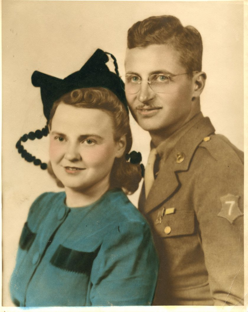 Wedding Photo 11.14.1942