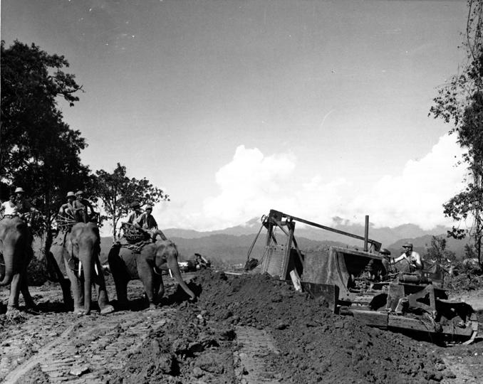 Building the Ledo Road