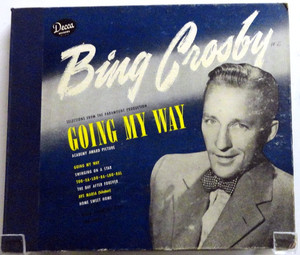going my way, bing crosby