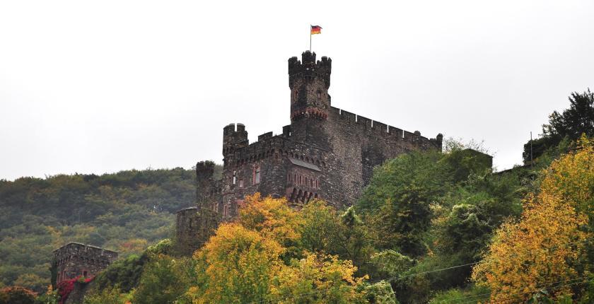 rhein castles