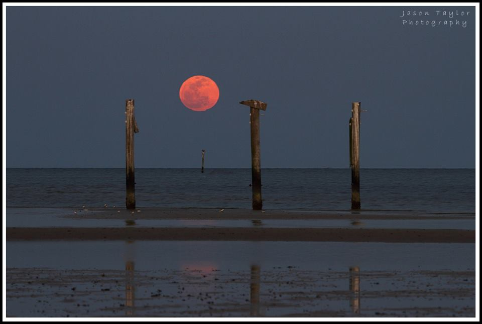 Mississippi Moonrise