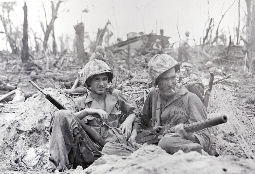 battle ww2 peleliu