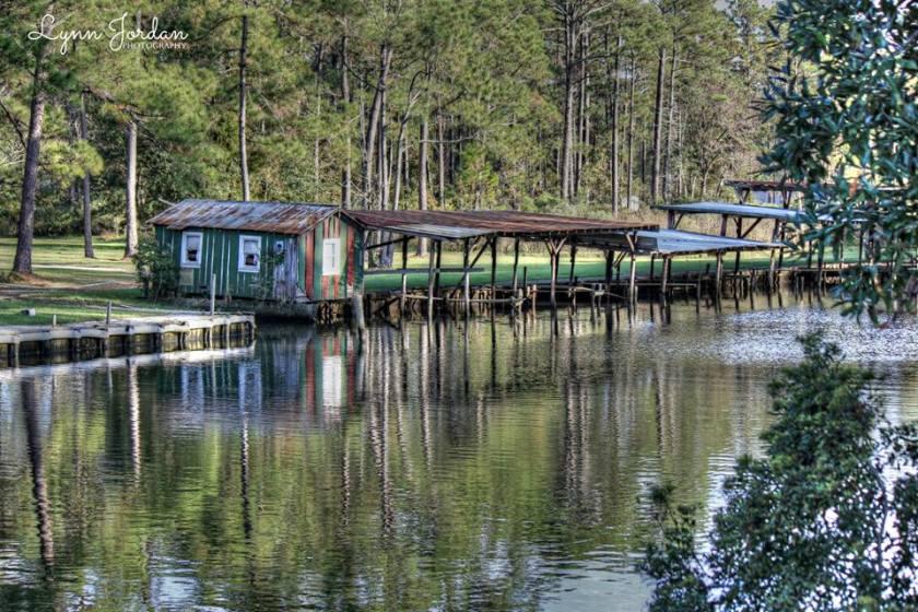 wolf creek boathouse