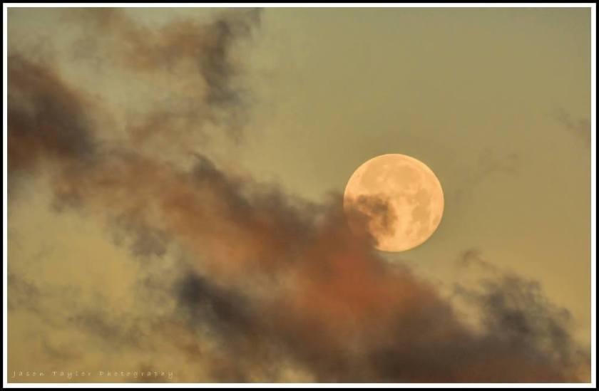 shrouded moon