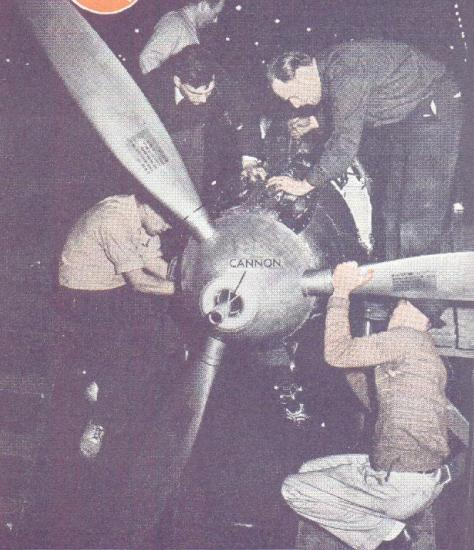 p-39 cannon