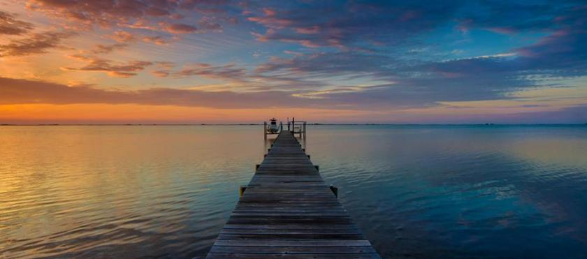 pathway to sunrise