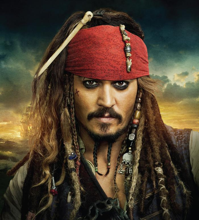 pirates--jack sparrow