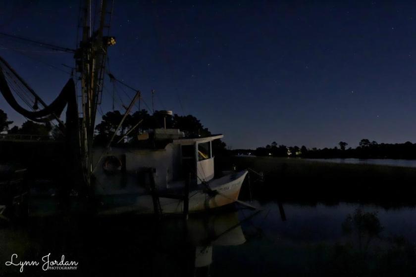 in the moonlight--melissa jenn kris