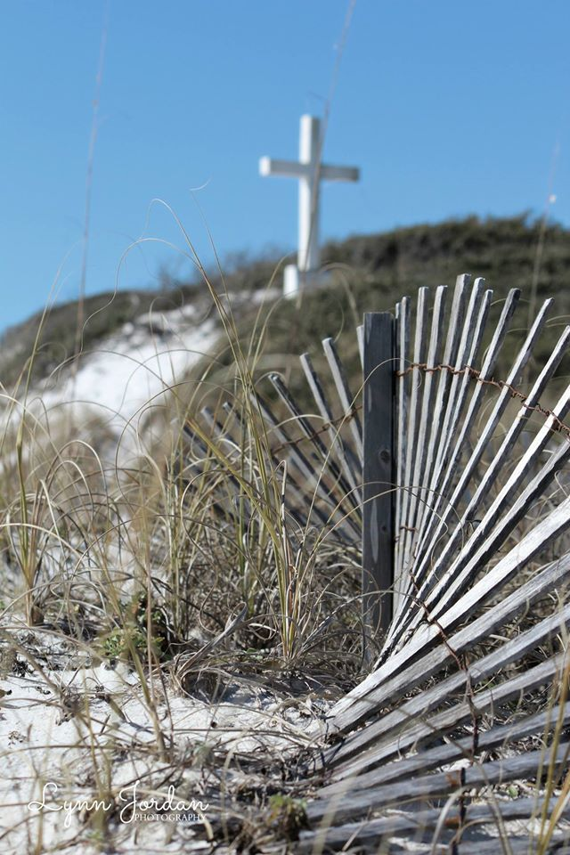 Fence & Cross