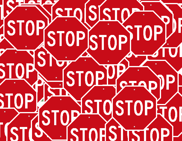 stop sign 8