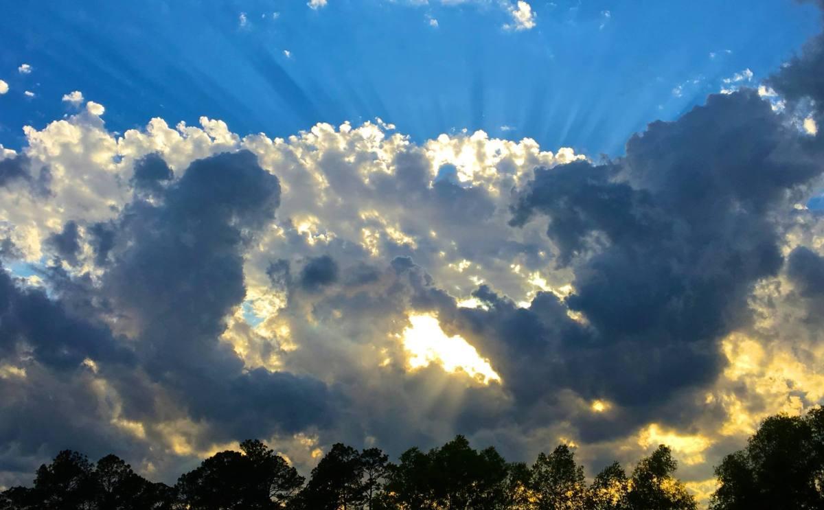 Breakout #haiku #clouds