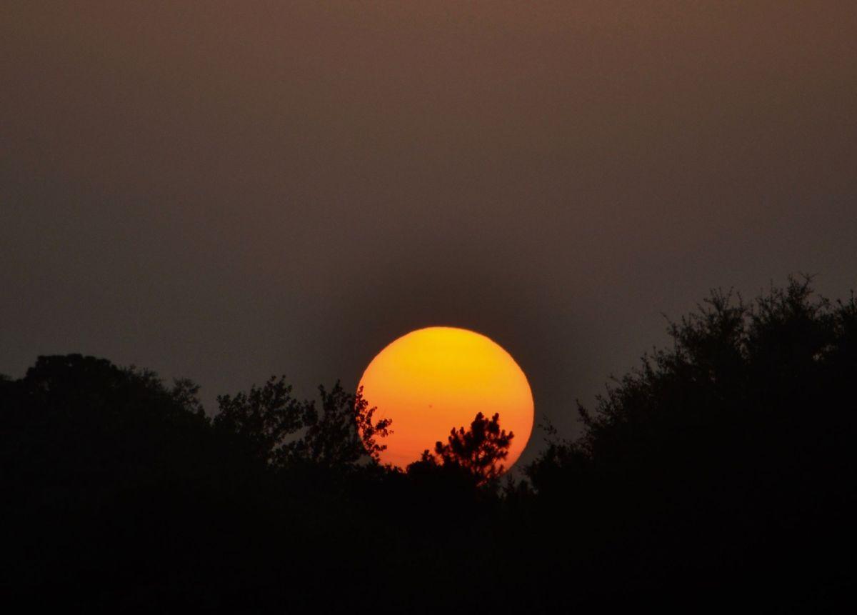 Big Round Sun
