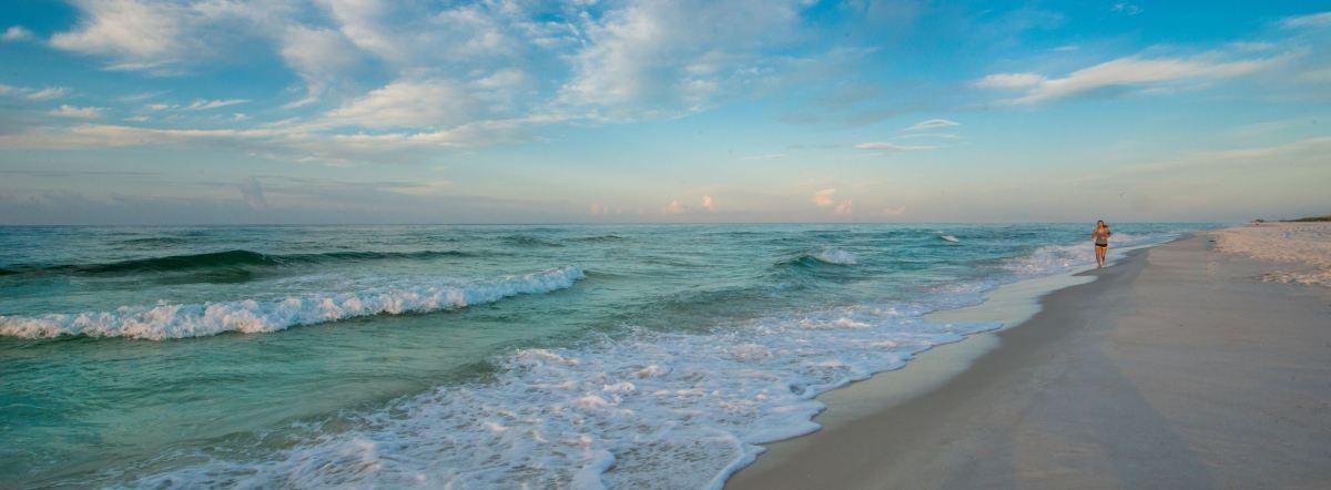 Beach Jog