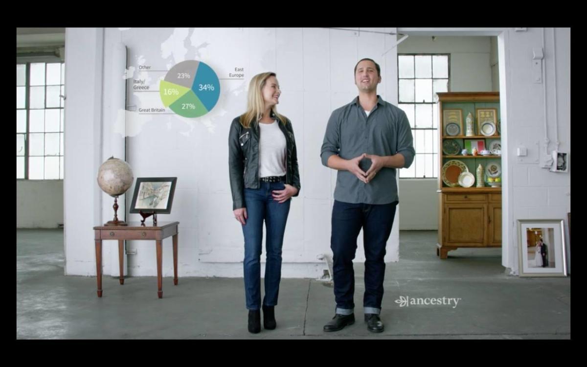 Genealogy Merry-Go-Round
