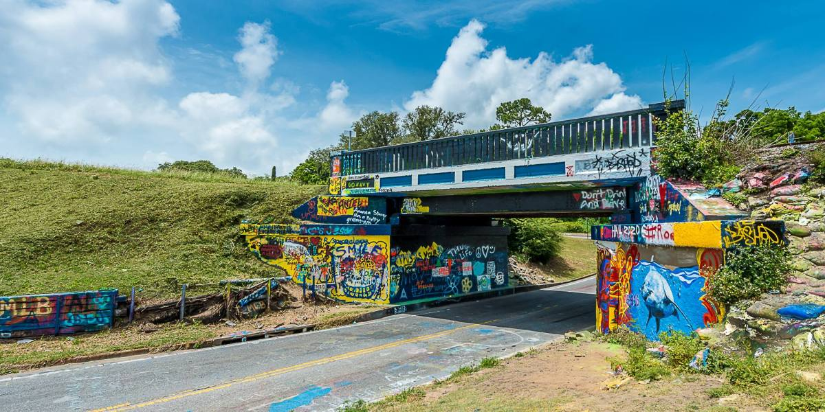 Grafitti Bridge–Latest Edition